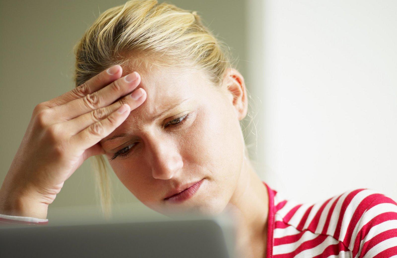 sintomi di gravidanza o sindrome premestruale