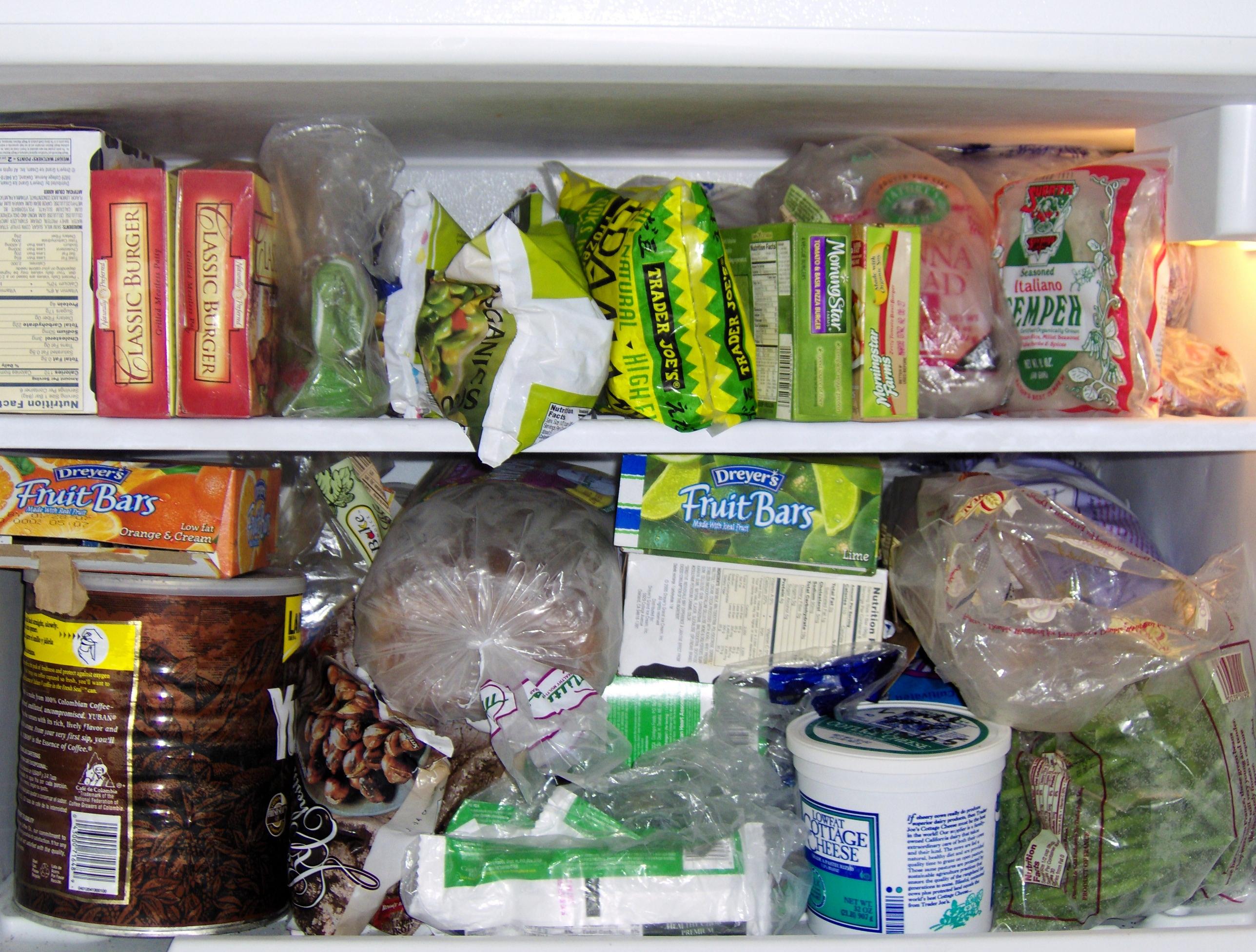 Come conservare i cibi in frigo e come congelarli in modo - Temperatura freezer casa ...