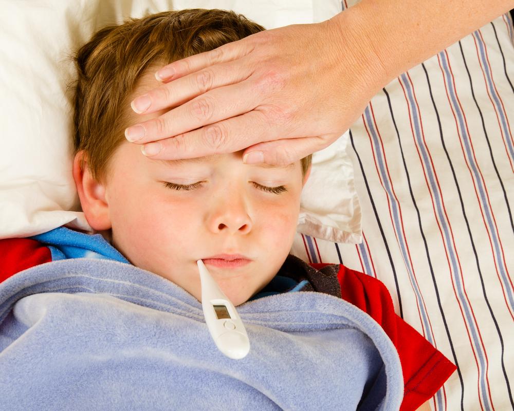 febbre alta metodi naturali