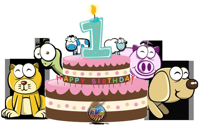 abbastanza Qualche idea per festeggiare il suo primo compleanno GD73