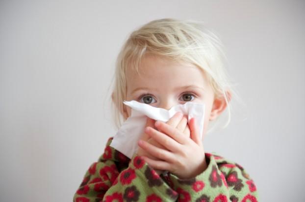 raffreddore bambino olio gomenolato